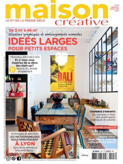 Maison Créative n° 107