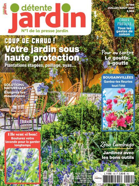 Détente Jardin n° 150