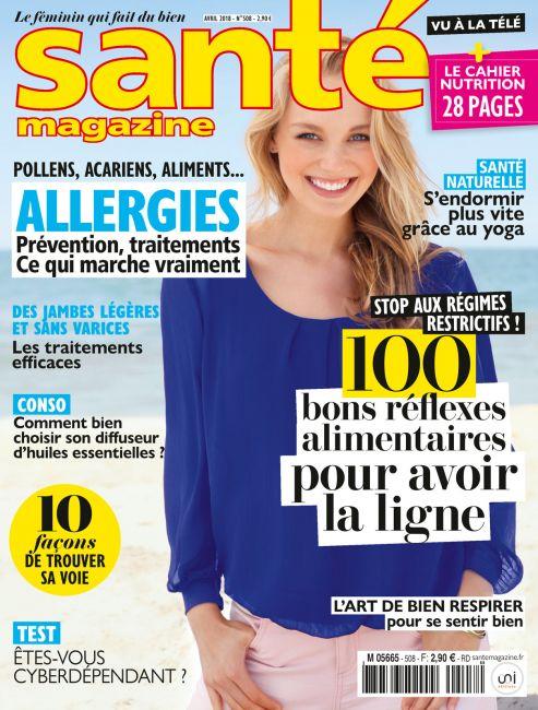 Santé Magazine n° 508