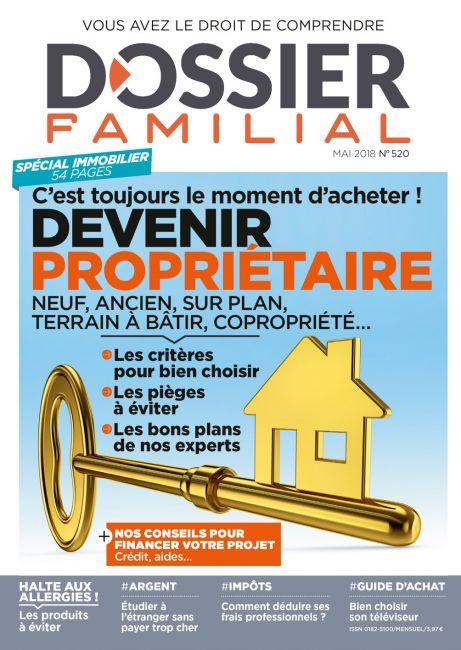 Dossier Familial n° 520