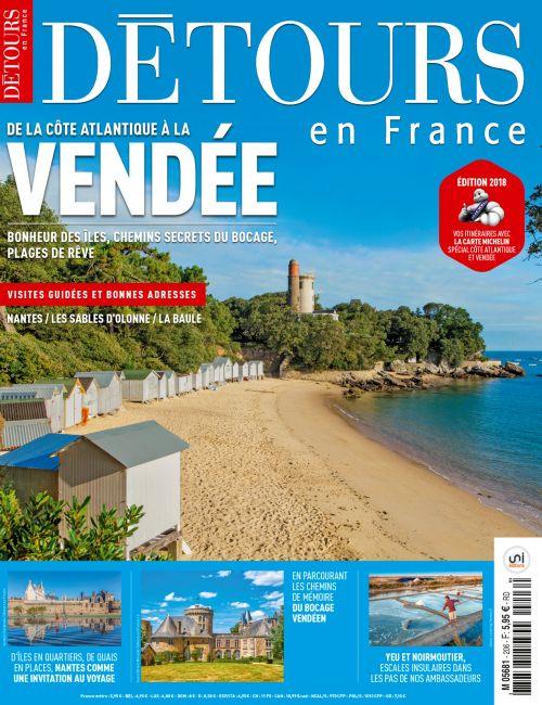 Détours en France n° 206