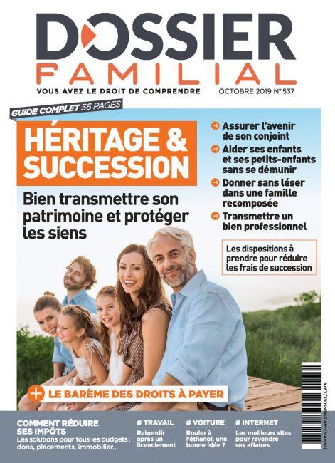 Dossier Familial n° 537