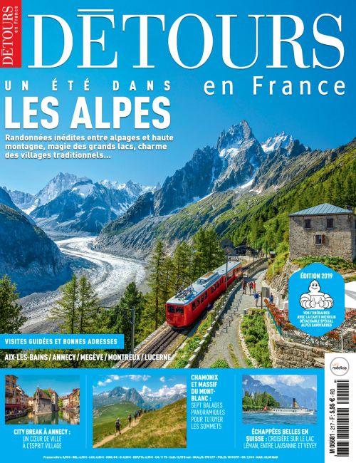 Détours en France n° 217