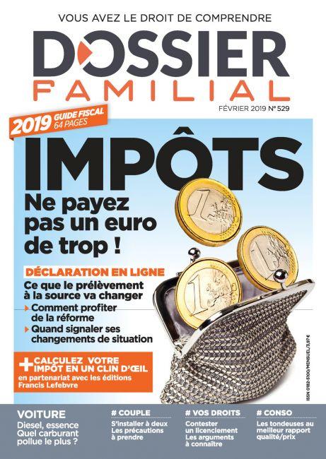 Dossier Familial n° 529