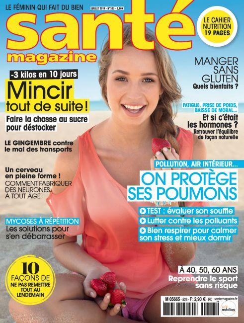 Santé Magazine n° 523