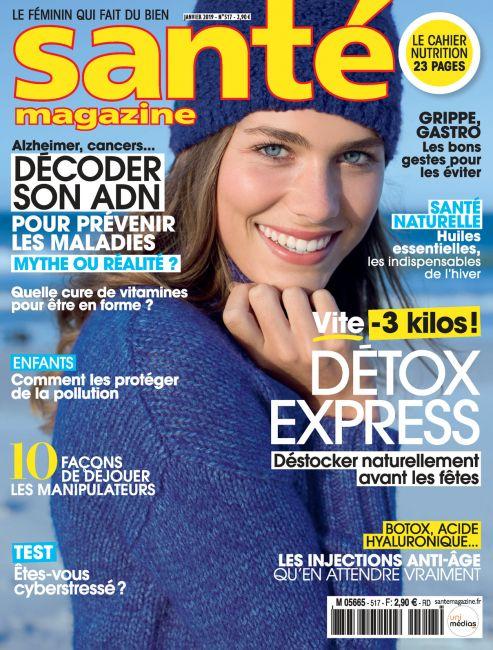 Santé Magazine n° 517