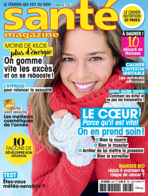 Santé Magazine n° 518