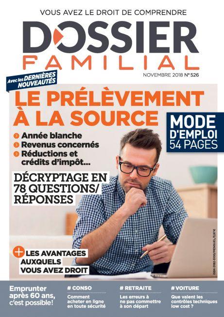 Dossier Familial n° 526