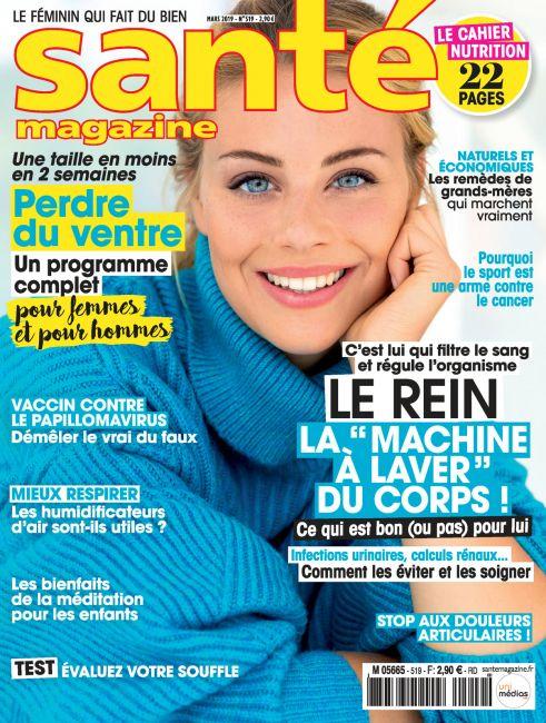 Santé Magazine n° 519