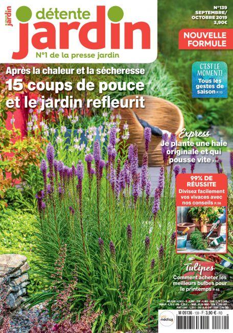 Détente Jardin n° 139