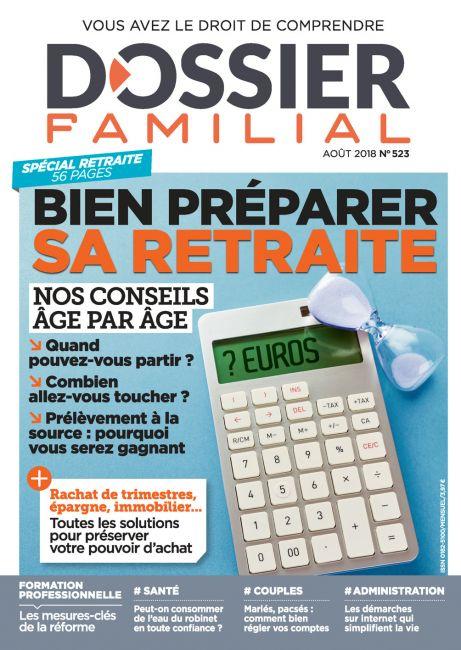 Dossier Familial n° 523