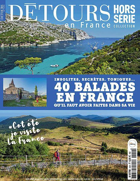 Détours en France HS n° 40