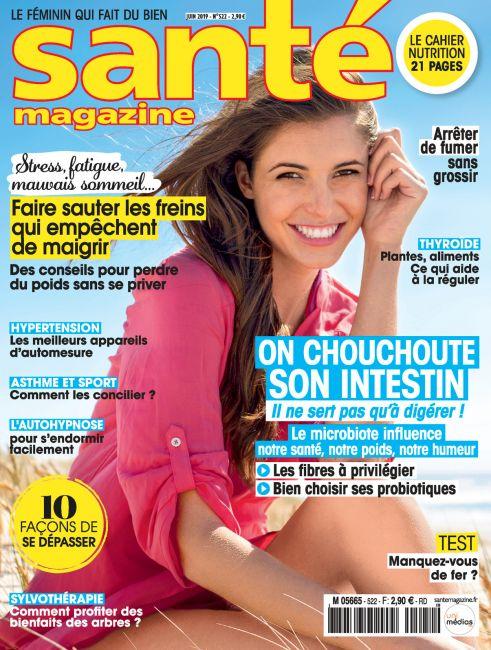 Santé Magazine n° 522