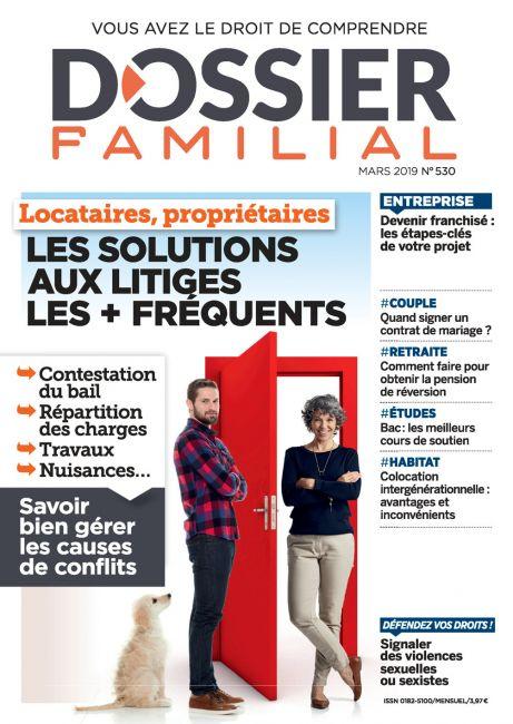 Dossier Familial n° 530