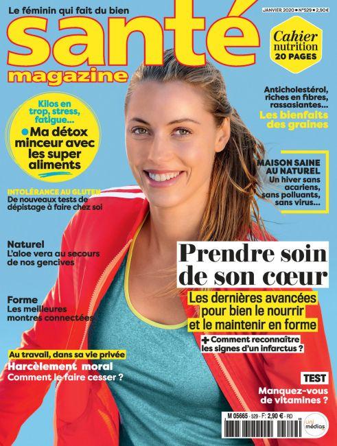 Santé Magazine n° 529