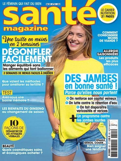 Santé Magazine n° 521