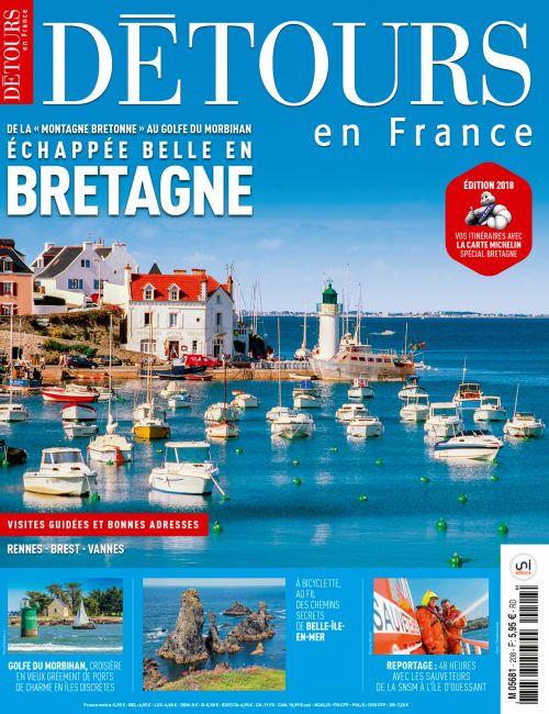 Détours en France n° 208