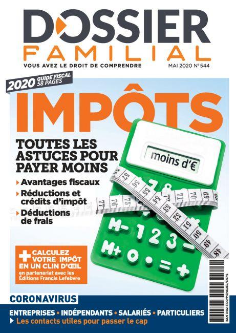 Dossier Familial n° 544