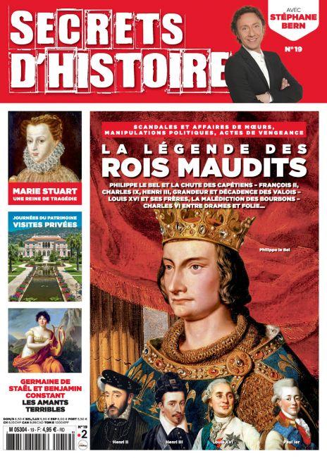 Secrets d'Histoire n° 19