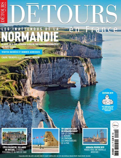 Détours en France n° 215