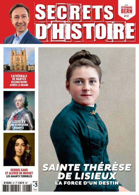 Secrets d'Histoire n° 27