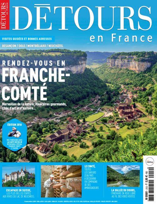 Détours en France n° 212