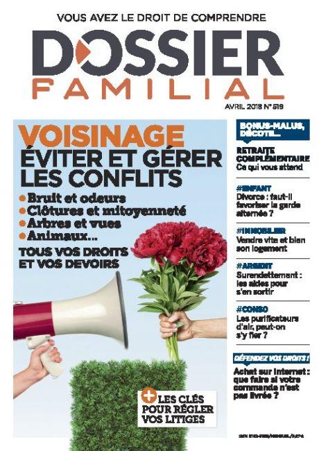 Dossier Familial n° 519